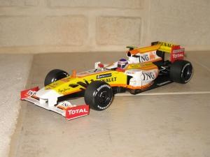 Renault F1 Team - R29 (2009) - RG
