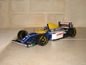 Williams Renault - FW15C (1993) - DH