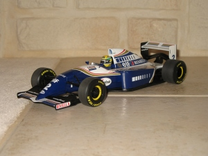 Williams Renault - FW16 (1994) - AS