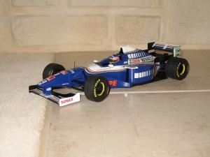 Williams Renault - FW19 (1997) - JV