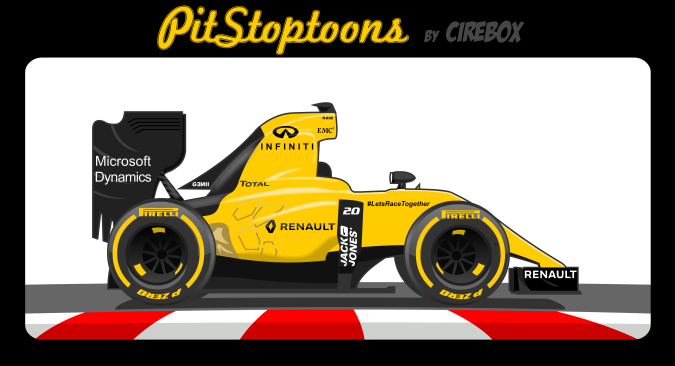 F1_Cartoon_Renault_2016_Yellow
